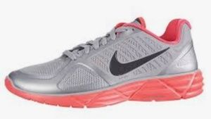 Nike Lunar Sweet Victory 2 Grey/Silver Size 8.5
